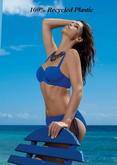 "Sunflair - ""Colour up your Life"" Royal Blue Bikini"